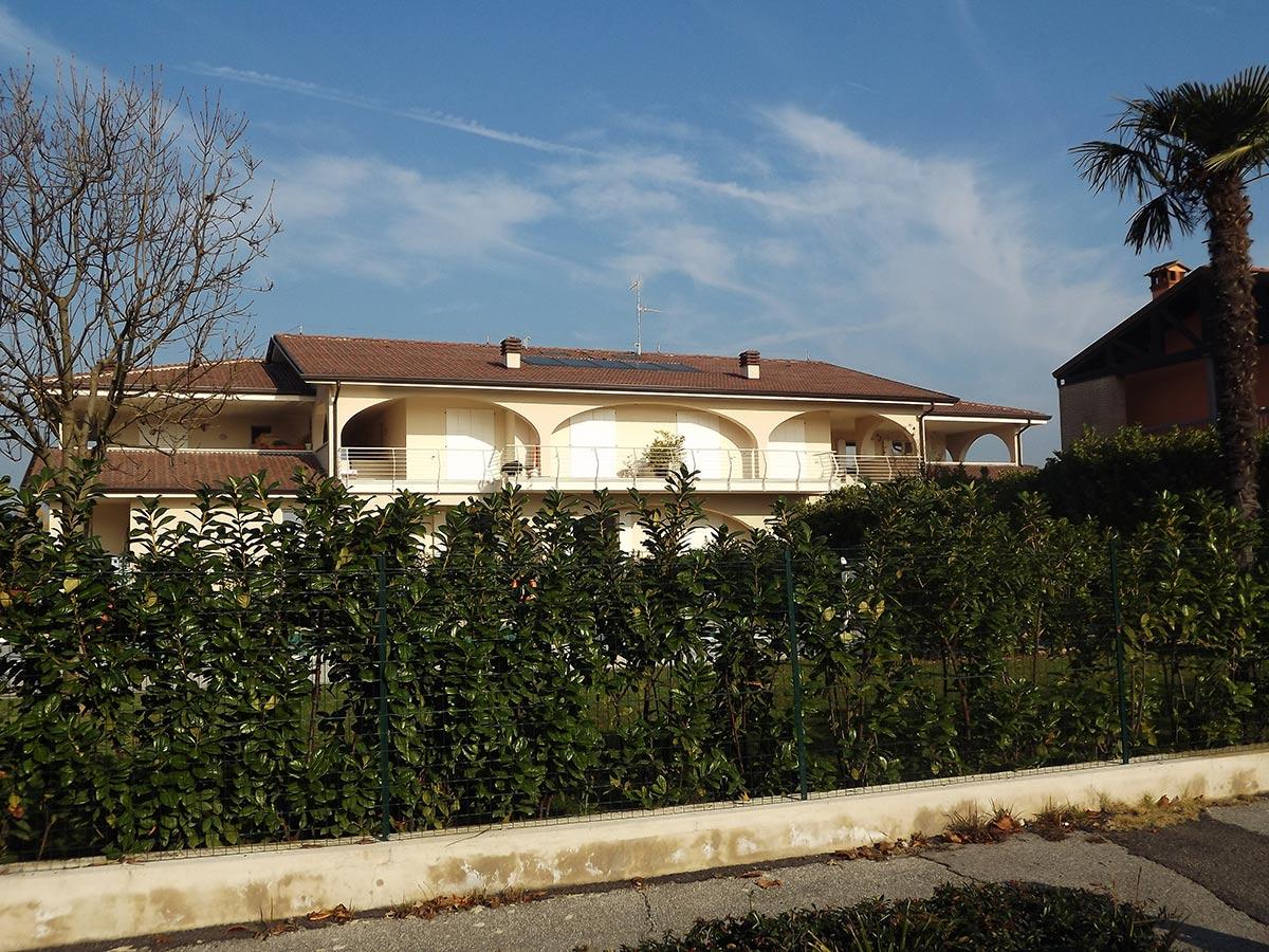 realizzazione residence a Sirmione villa chiara località chiodi