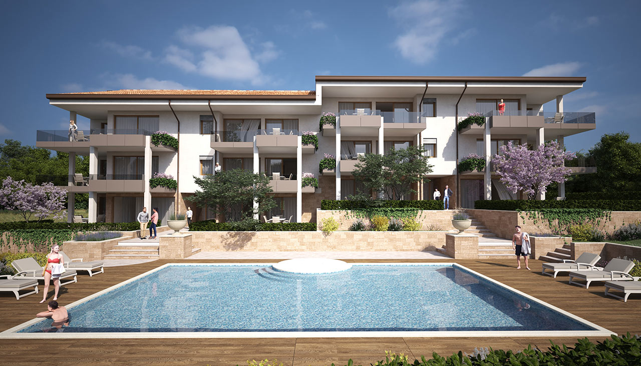Appartamento in vendita a Desenzano in via Calcinardi