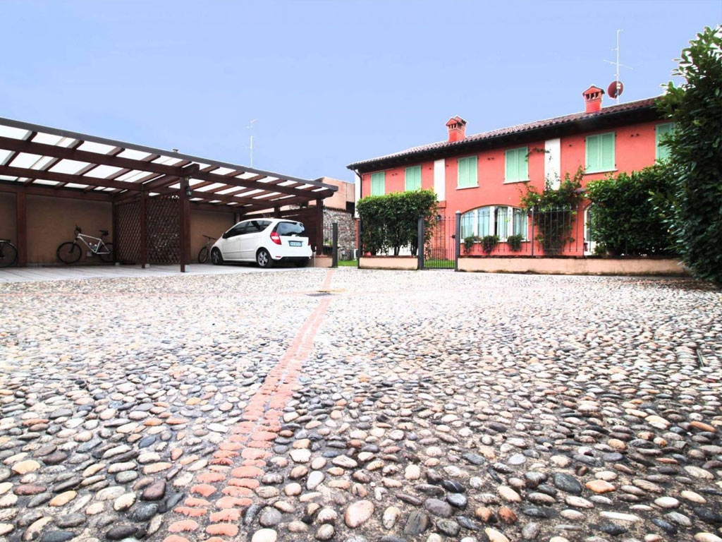 Villa a schiera in vendita via Villanuova 1, Roncadelle