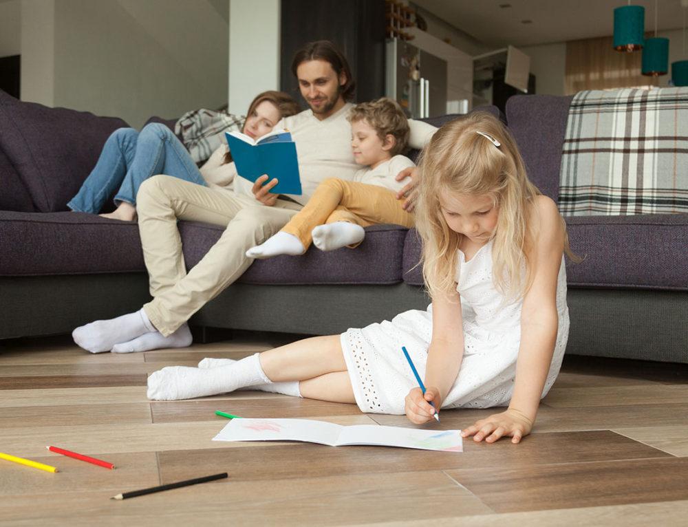 Riscaldamento a pavimento: costo, pro e contro del pavimento radiante